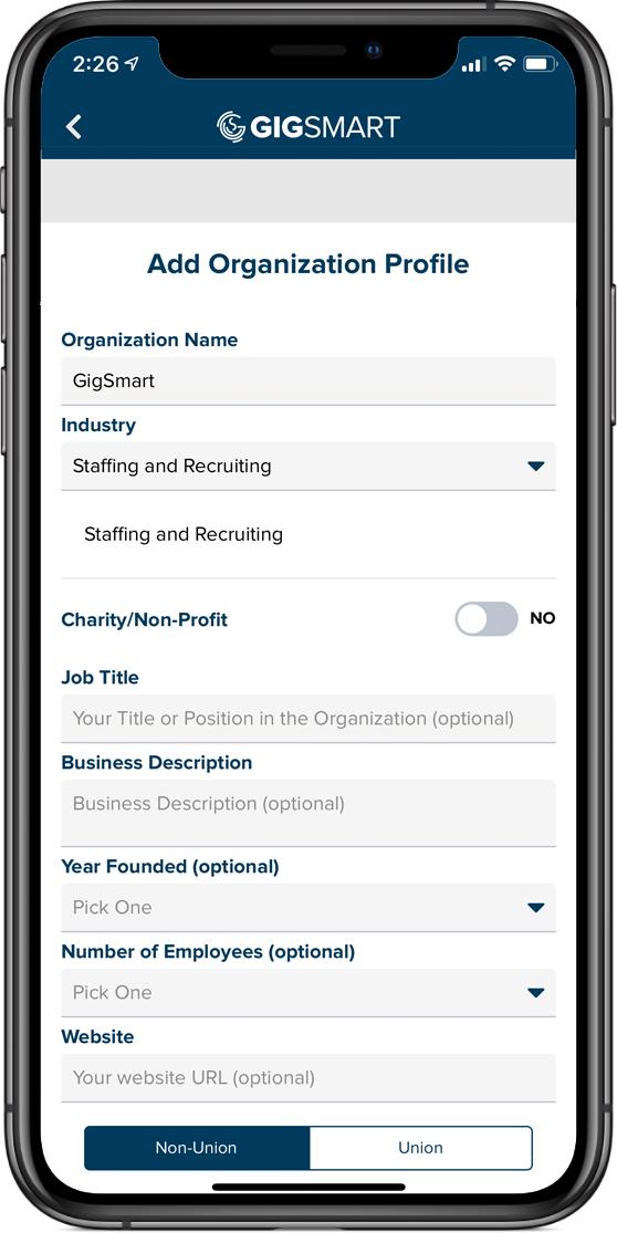 add-org-profile